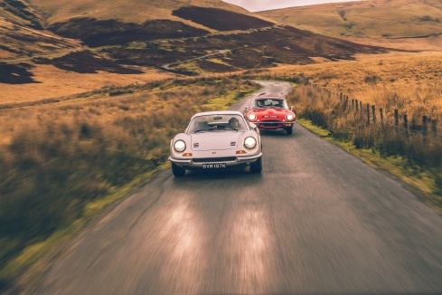 Drive Classics Rally - London to Wales 2019 (72 of 177)