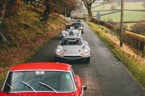 Drive Classics Rally - London to Wales 2019 (80 of 177)